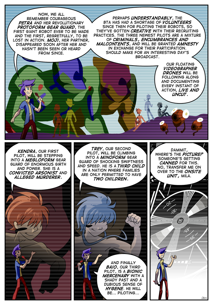 Outskirt Chasers: Page 3