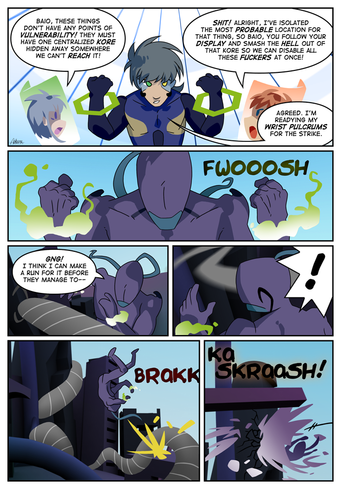 Outskirt Chasers: Page 11