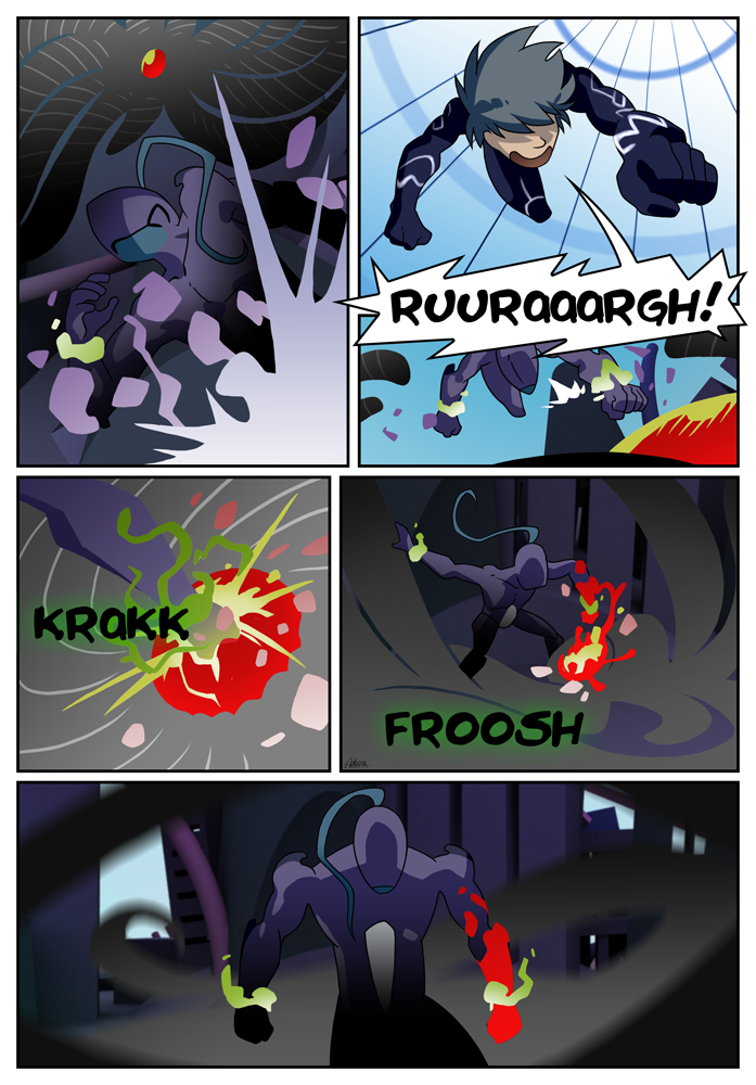 Outskirt Chasers: Page 12
