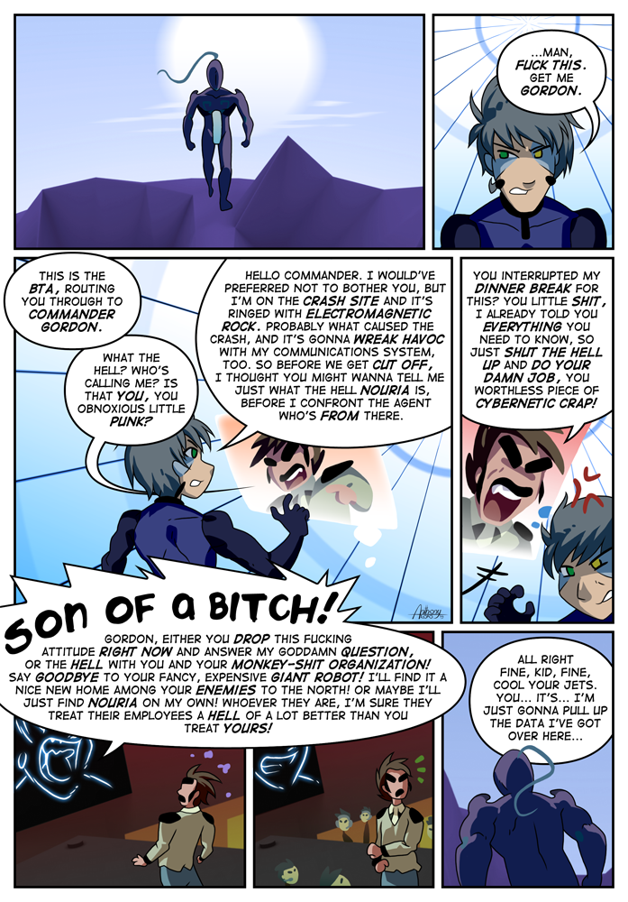 Outskirt Chasers: Page 19