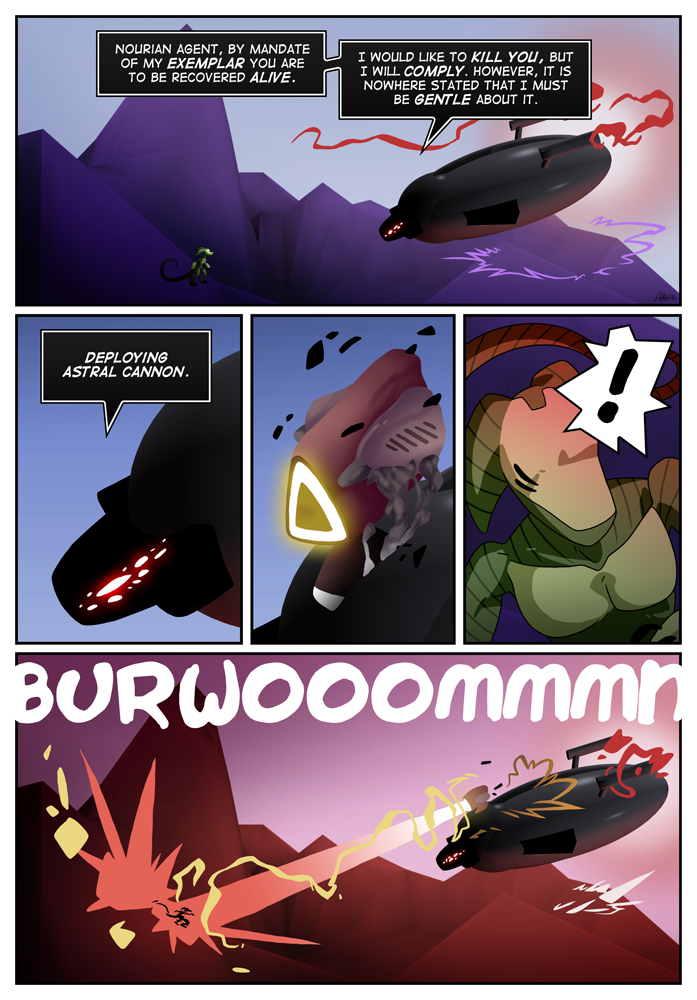 Outskirt Chasers: Page 26