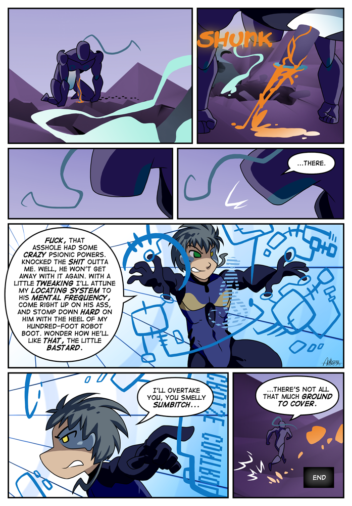 Outskirt Chasers: Page 30