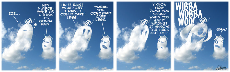Cloudlazing #1