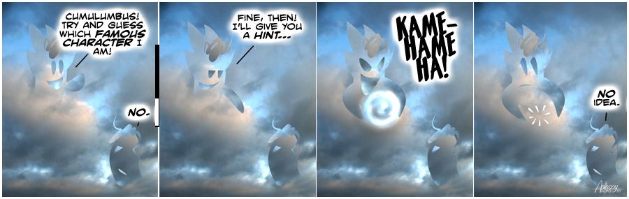 Cloudlazing #3
