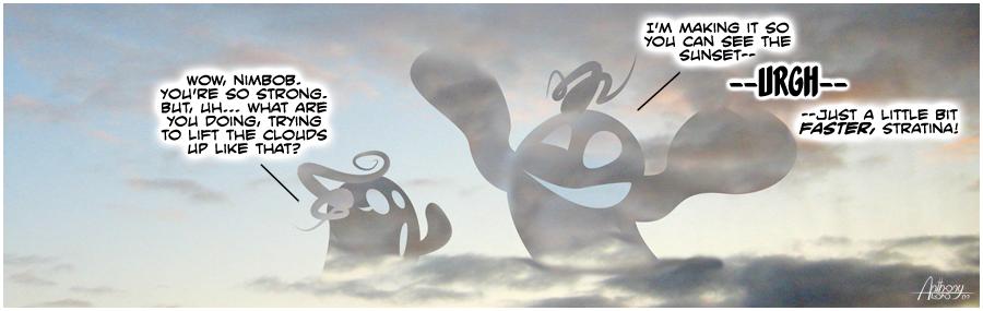 Cloudlazing #11
