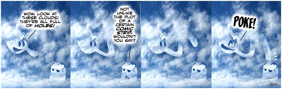 Cloudlazing #13