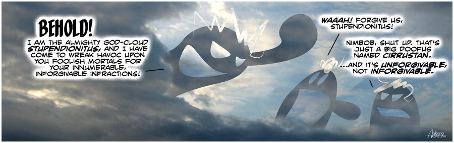 Cloudlazing #19
