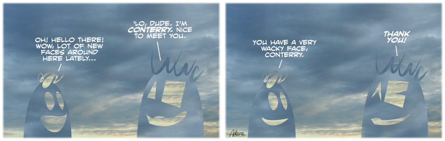Cloudlazing #20