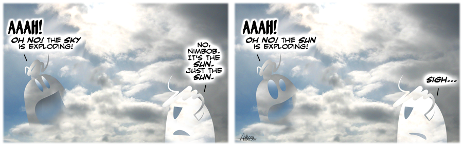 Cloudlazing #21