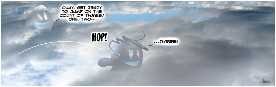 Cloudlazing #26