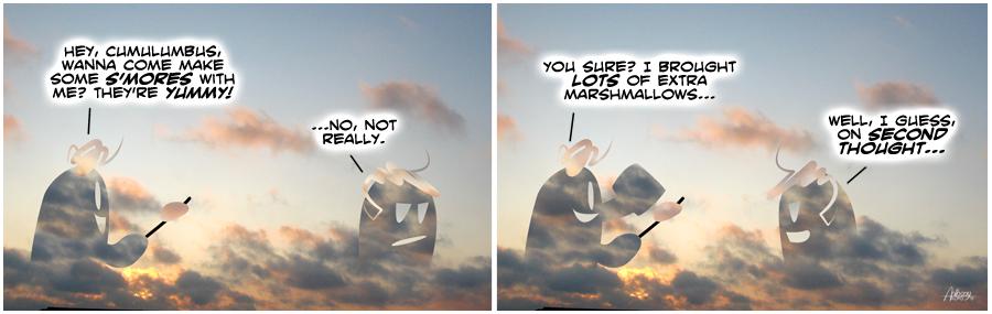 Cloudlazing #29