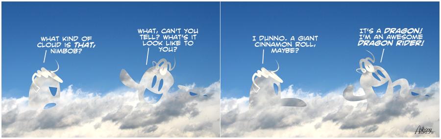 Cloudlazing #30
