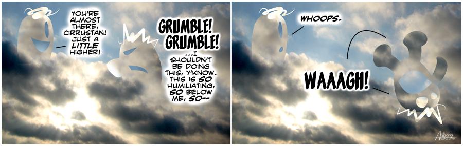 Cloudlazing #31