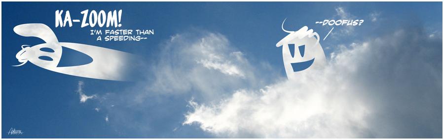 Cloudlazing #35