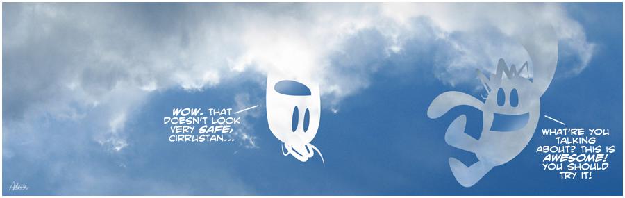 Cloudlazing #36