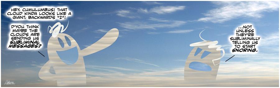 Cloudlazing #39