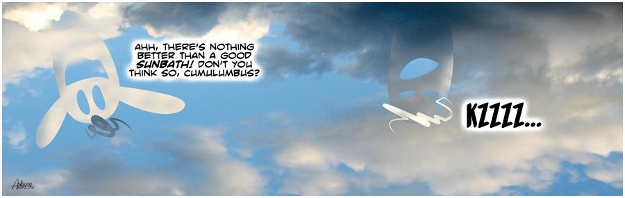 Cloudlazing #43
