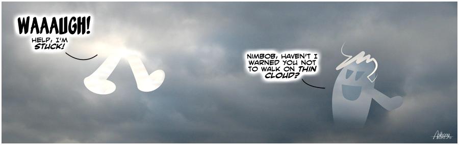 Cloudlazing #48