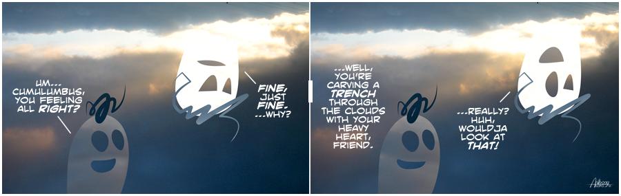 Cloudlazing #49
