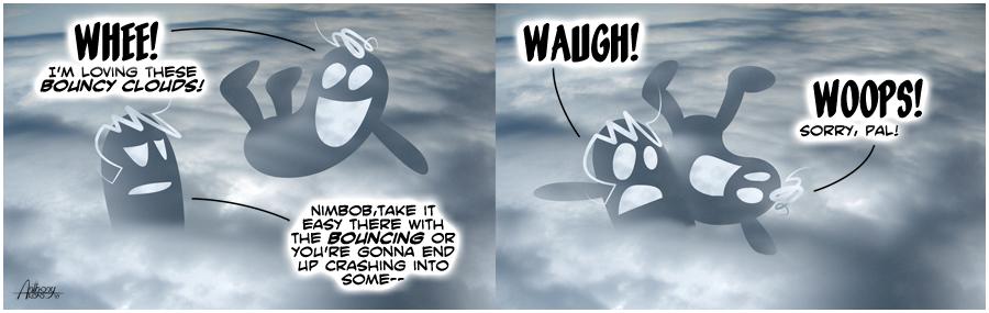 Cloudlazing #56