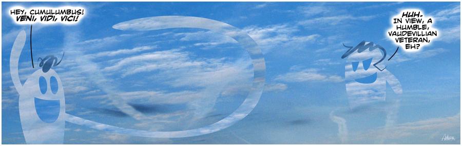 Cloudlazing #59