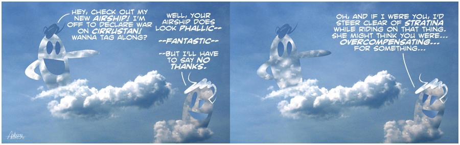 Cloudlazing #63