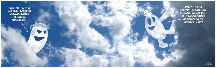 Cloudlazing #64
