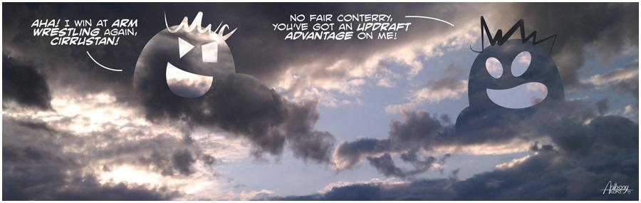 Cloudlazing #92