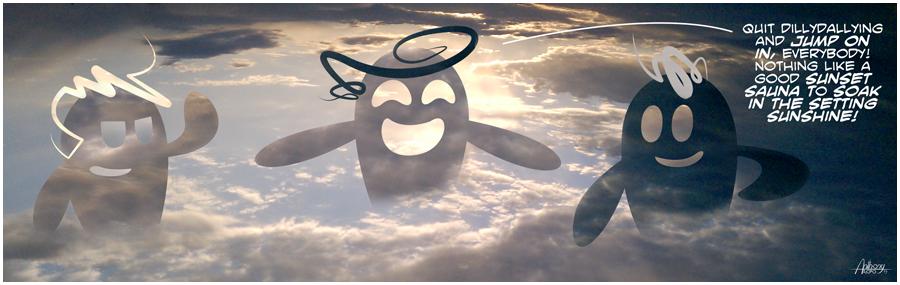 Cloudlazing #93