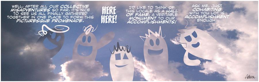 Cloudlazing #100
