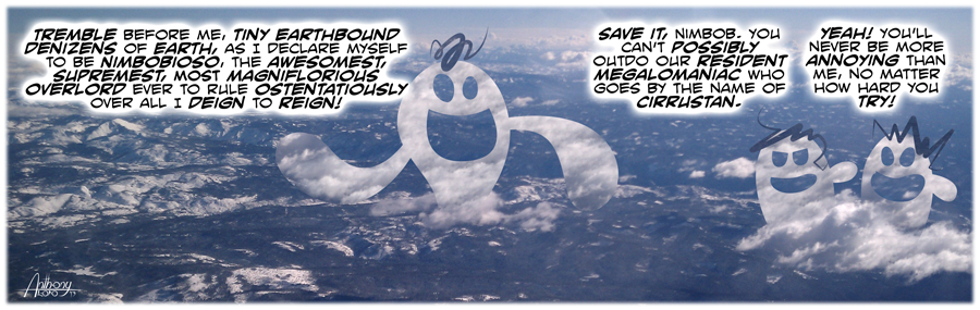 Cloudlazing #102